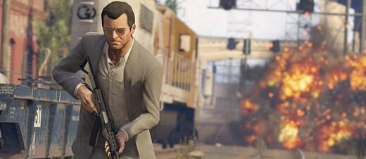 Grand Theft Auto V, gTA 5 online nvod