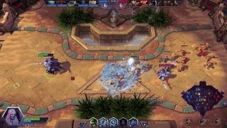 Heroes of the Storm je zábavná multiplayerová rubačka s hrdiny od Blizzardu.