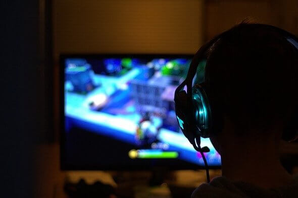 Fortnite - gamer - Pixabay