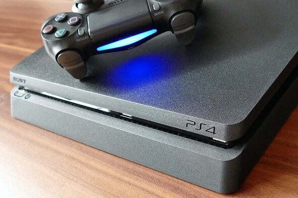 PlayStation 4 - Pixabay