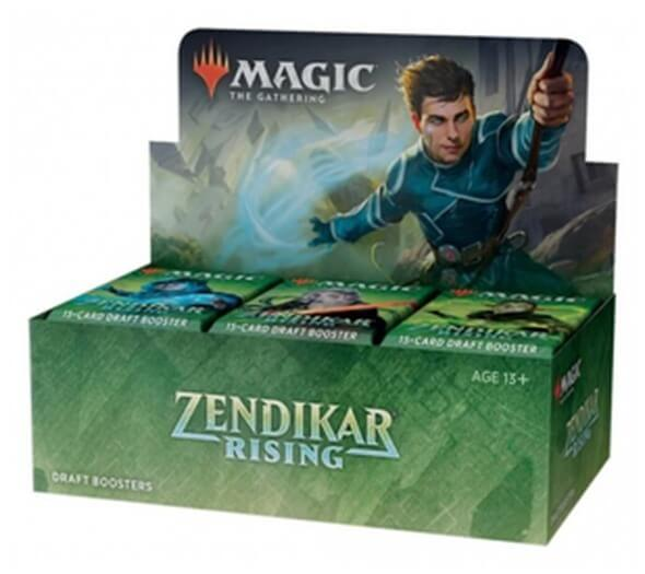 Magic The Gathering jak sestavit balíček